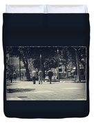 The Passage Of Time Duvet Cover