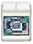 The Patchwork Duvet Cover