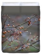 The Peaceful Fruit Of Nature Duvet Cover