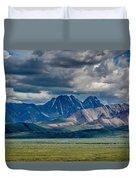 The Peaks Duvet Cover