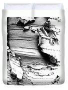 The Peeling Birch Duvet Cover