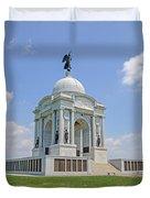 The Pennsylvania State Memorial Duvet Cover