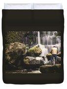 The Photographer's Quest Vi Duvet Cover