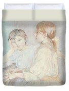 The Piano Duvet Cover