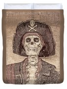 The Pirate Duvet Cover