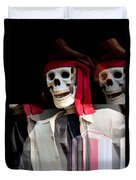 The Pirate's Ghost Duvet Cover