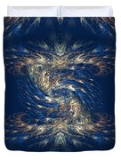 The Playground In My Mind 3 - Abstract Fantasy Art By Giada Rossi Duvet Cover