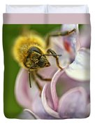 The Pollinator Duvet Cover