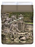 The Ponds Of Versailles - 1  Duvet Cover