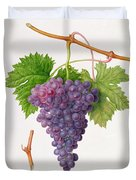 The Poonah Grape Duvet Cover