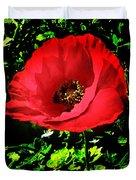 The Poppy Duvet Cover