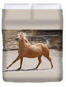 The Pose Duvet Cover