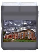 The Powerhouse Putnam County Court House Duvet Cover