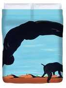 The Pride Of Chestertown, 2000 Duvet Cover