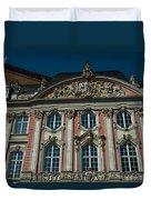 The Prince Electors Palace Duvet Cover