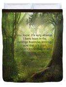 The Princess Bride - Revenge Business Duvet Cover
