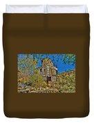 The Pueblo Duvet Cover