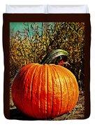 The Pumpkin Duvet Cover