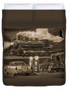 The Pumps 2 Duvet Cover