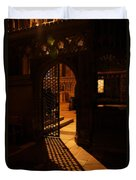 The Quire Lies Beyond Duvet Cover