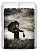The Rainmaker Duvet Cover