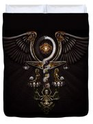 The Rapture Of Incarnation  Duvet Cover by Fred Andrews IV