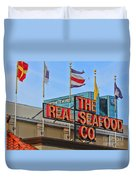 The Real Seafood Company 4201 Duvet Cover