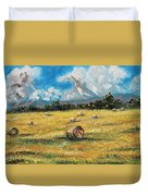 The Reaping Duvet Cover