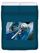 The Side View Mirror Duvet Cover