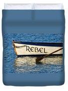 The Rebel Duvet Cover