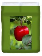 The Red Apple Duvet Cover
