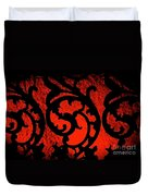 The Red Room Duvet Cover