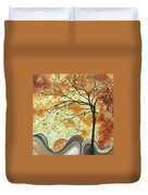 The Resting Place By Madart Duvet Cover