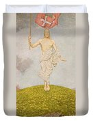 The Resurrection Of Christ Duvet Cover