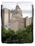 The Ritz Carlton Central Park Duvet Cover