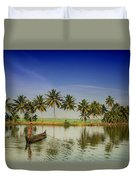 The River Man Duvet Cover