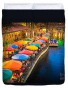 The Riverwalk Duvet Cover by Inge Johnsson