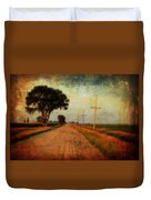 The Road Home Duvet Cover by Julie Hamilton