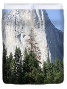 The Rock Chief Duvet Cover