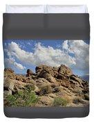 The Rock Garden Duvet Cover