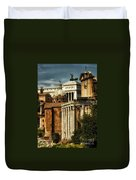 The Roman Forum 2 Duvet Cover