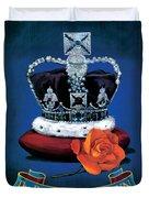 The Rose & Crown Duvet Cover