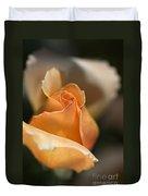 The Rose Bud Duvet Cover