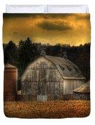 The Rose Farm Duvet Cover