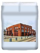 The Roundhouse Evanston Wyoming - 1 Duvet Cover