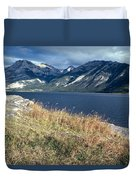 The Rugged Yukon Duvet Cover