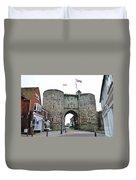 The Rye Landgate  Duvet Cover