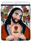 The Sacred Heart Duvet Cover