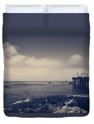 The Salty Air Duvet Cover