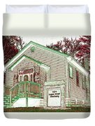 The Sanctuary 2 Duvet Cover